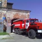 Пожарная часть. Фотограф: Тюрин Владимир