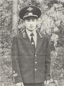 А.В. Семенов, помощник участкового лесничего Пильнинского участкового лесничества.