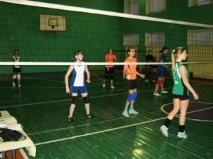 Pobeda devushek v voleibole