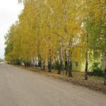 Осенний городок